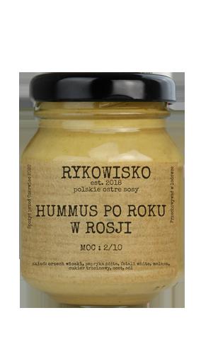 hummus po roku w rosji z orzecha włoskiego