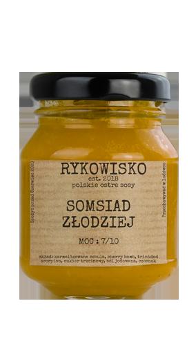 polski sos cebulowy