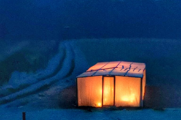 Zimna Zośka 2020 – walka na koksownik i świece