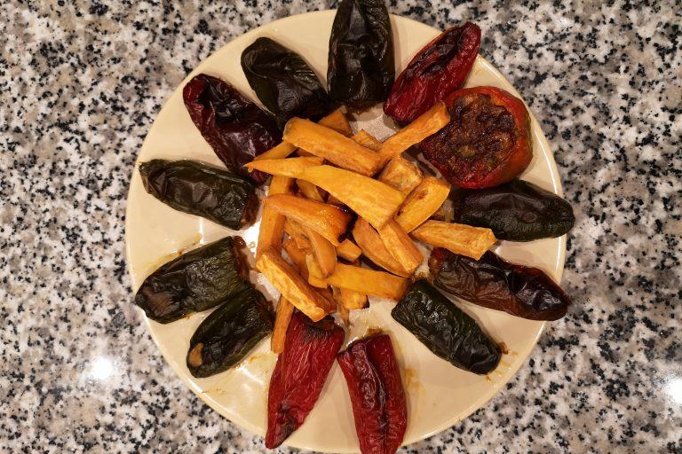 Jalapeno faszerowane mięsem